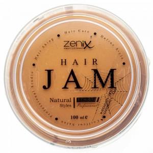 Віск для волосся Паутинка з матовим ефектом Zenix 100мл