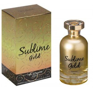 Парфумована вода Sublime Gold