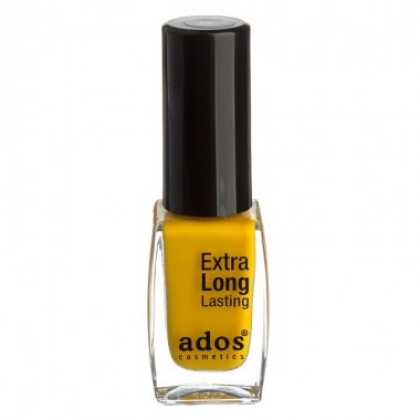 Лак для ногтей Extra Long №661 (желтый), 9мл