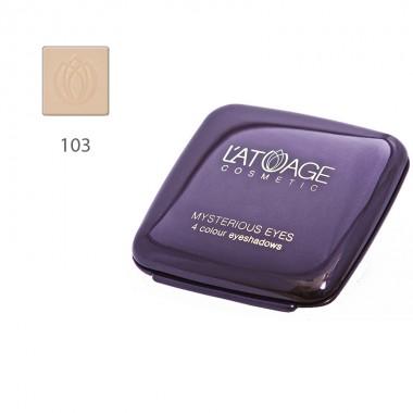Пудра компактная №103 Affectionate Touch, 12 г