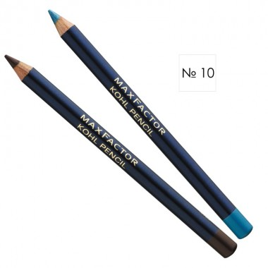 Карандаш для глаз Kohl Pencil № 10, белый, Max Factor