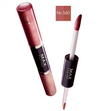 Помада Lipfinity Colour&Gloss № 560, кораллово-розовая, Max Factor