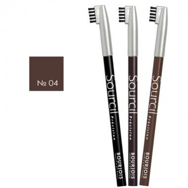 Олівець для брів Eyebrow Pencil №04 світло-коричневий, Bourjois